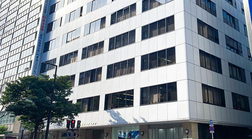 福岡事務所の外観