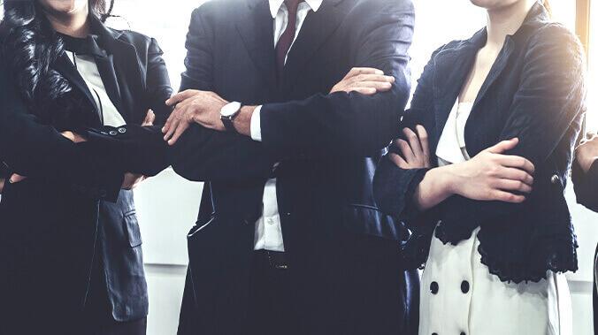法律と交渉のプロである弁護士が、専門知識と豊富なノウハウを駆使して解決します。